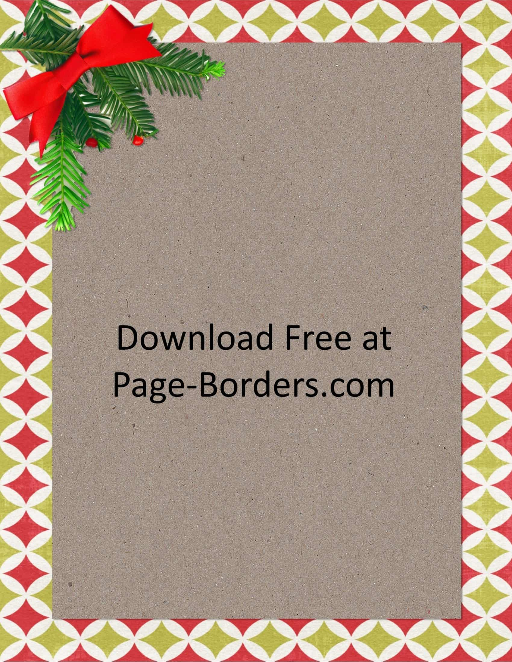 Free Download Stationery Borders  MaggiLocustdesignCo