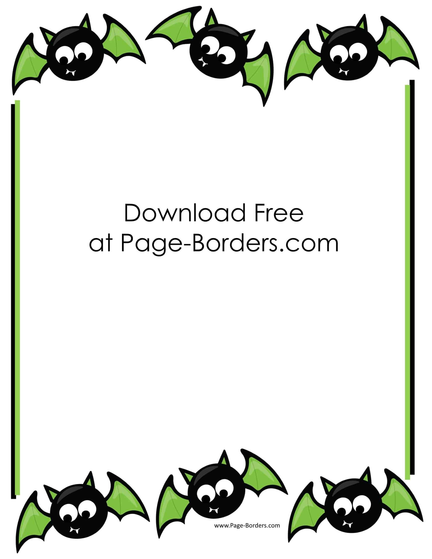 It's just a picture of Simplicity Free Printable Halloween Borders
