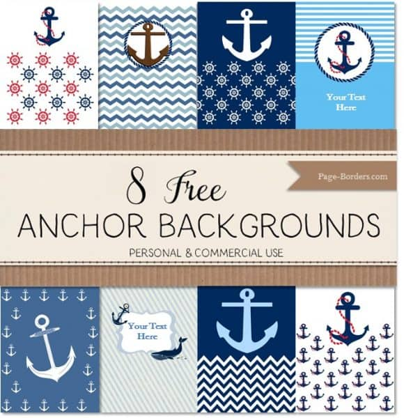 anchor backgrounds