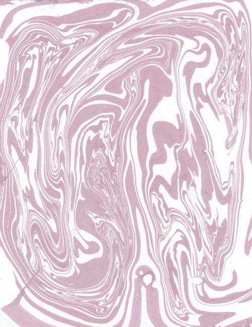 Pink marble wallpaper